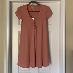 NWT See You Monday Shift Dress